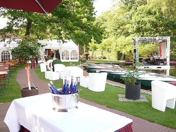 Sommergarten - Beckmann's Schankwirtschaft